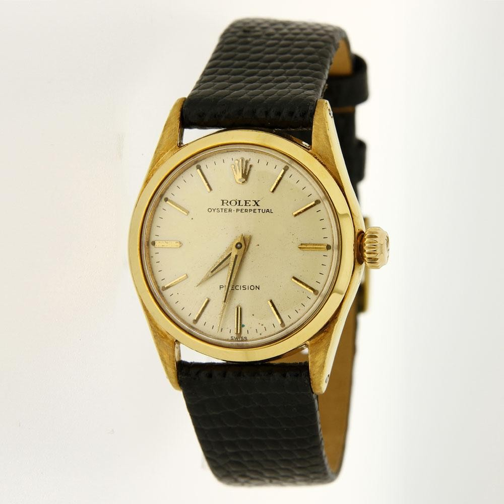 Rolex vintage oyster perpetual junior vintage jewellery watches for Vintage rolex oyster