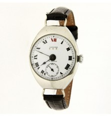 Longines  Vintage 'Trench' Watch